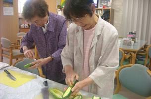 プチ料理教室④