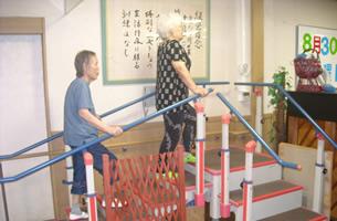 階段昇降・ステップ運動